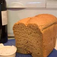 Overnight Light Whole Wheat Bread