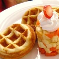 Overnight Waffles