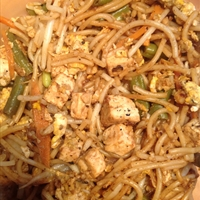 Pad Thai (Vegetable)