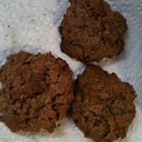 Paleo Chocolate Chip Cookie