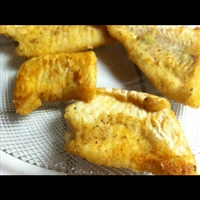 Pan-Fried Lake Perch or Walleye