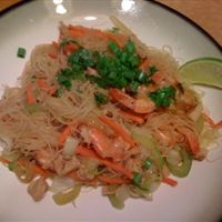 Pancit Bijon Guisado (Sauteed Rice Sticks)