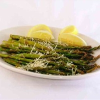 Parmesan Roasted Asparagus