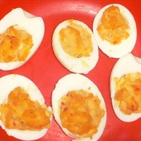 Party Stuffed Eggs
