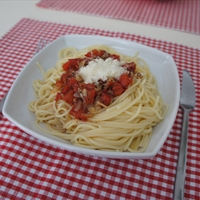 Pasta Pomodoro