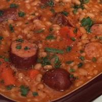 Pasulj (Serbian Bean Soup)