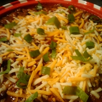Patty's Organically Vegetarian Chili