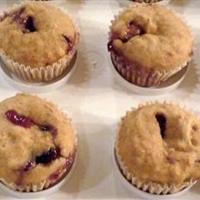 Peanut Butter & Jelly (PBJ) Muffins