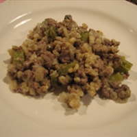 Pearl Barley Hot Dish