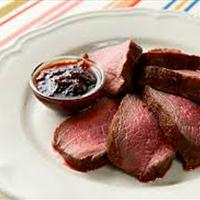 Peppered Venison Loins