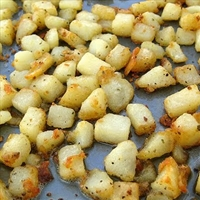 Real Mom Kitchen's Perfect Crispy Potatoes