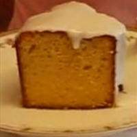 Perfect Pound Cake with Sugar Glaze Topping