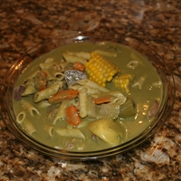Peruvian Minestrone Verde