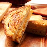 Pineapple Grilled Cheese & Chive Grilled Cheese Sandwich
