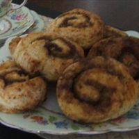 Pinwheel Scones