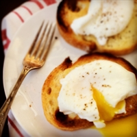 Poach Eggs in the Microwave