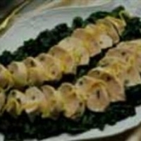 Poached Turkey Tenderloins