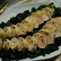 Poached Turkey Tenderloins