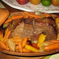 Poorboy Pot Roast (Clay Pot)