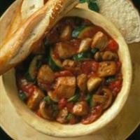 Pork and Zucchini Stew