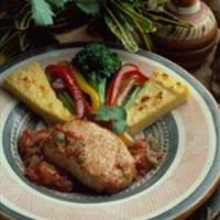 Pork Chop Santa Fe