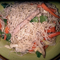 Pork & Shrimp Noodles (Tsao Mi Fun)