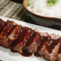 Pork Tenderloin with Marinade