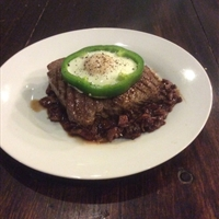 Portuguese Steak and Egg