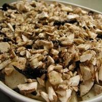 Potato Mushroom Gratin
