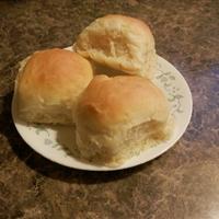 Potluck Pan Rolls  (Our favorite)