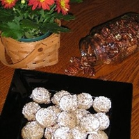 Praline Cookies