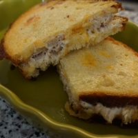 Pressed Tuna Melt