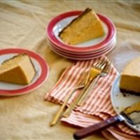 Pumpkin Cheesecake (LC)