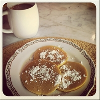 Pumpkin Pancakes
