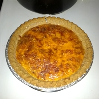 Quiche, the Master recipe