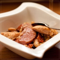 Quick 'n' Easy Chicken Cassoulet