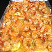 Quick Shrimp Bake