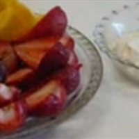 Quickie Fruit Dip
