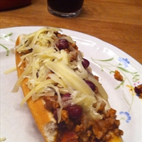 Quicky Quick Express Chili Dogs