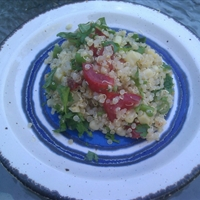 Quinoa/Cilantro Tabbouleh