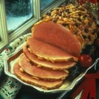 Raisin-Apricot Glazed Ham