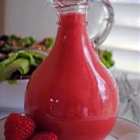Raspberry Vinaigrette (low fat, dressing, sauce)*