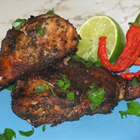 Ray's Cool Jamaican Jerk Chicken