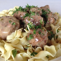RBC Swedish Meatballs
