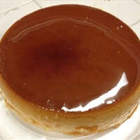 Real Easy Flan