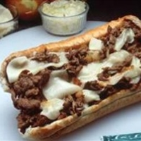 Real Philly Cheesesteak