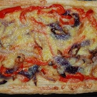 Red Pepper Tart