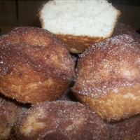 Cinnamon Sugar Muffins