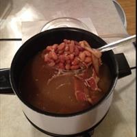 Mexican Bean  (Frijoles de la Ollas) (RAR)