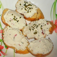 Ricotta Bruschetta